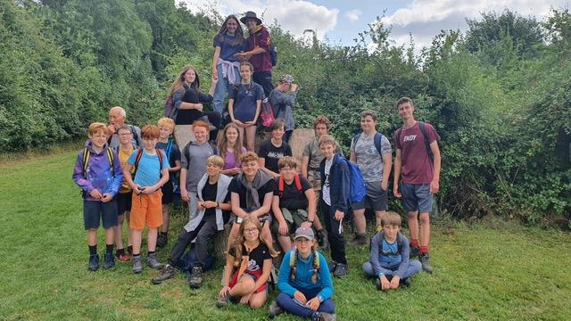 Summer Camp 2021 – Eaton Vale, Norwich, Norfolk
