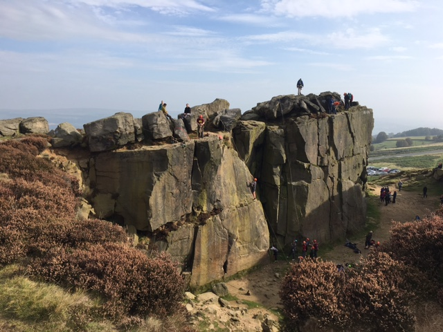 County Climbing & Abseiling Weekend