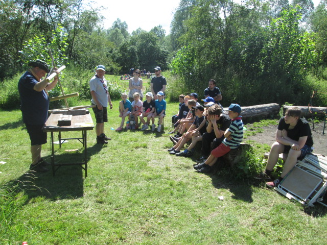 Group Camp – The Croft Camp Site