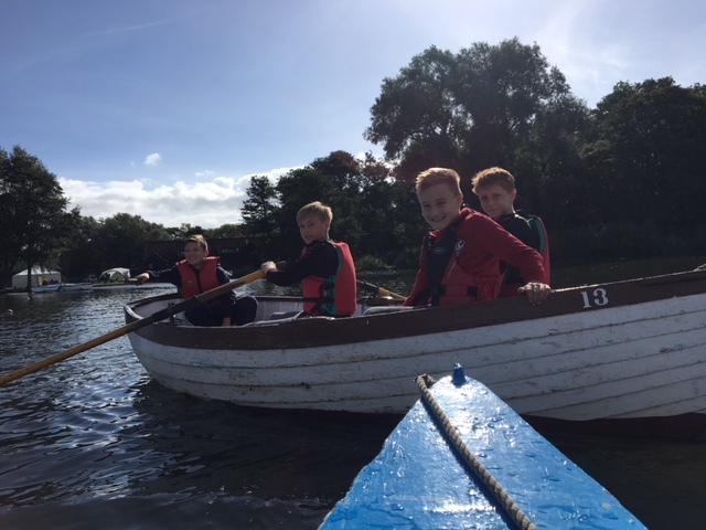 Thorpeness Meare Day