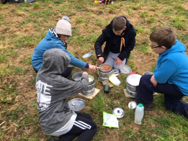 Lightweight Hike & Camp – Wormingford, April 2019