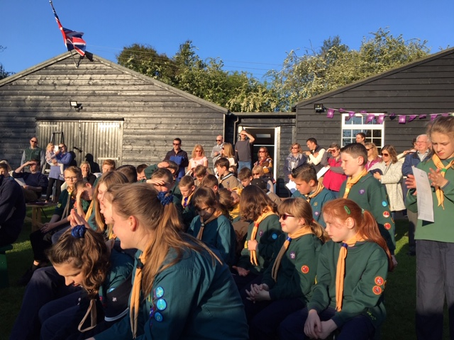 Scout Group AGM & Awards Presentation 2019