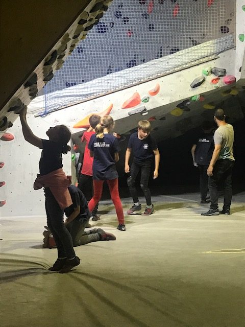 Colchester Climbing Project