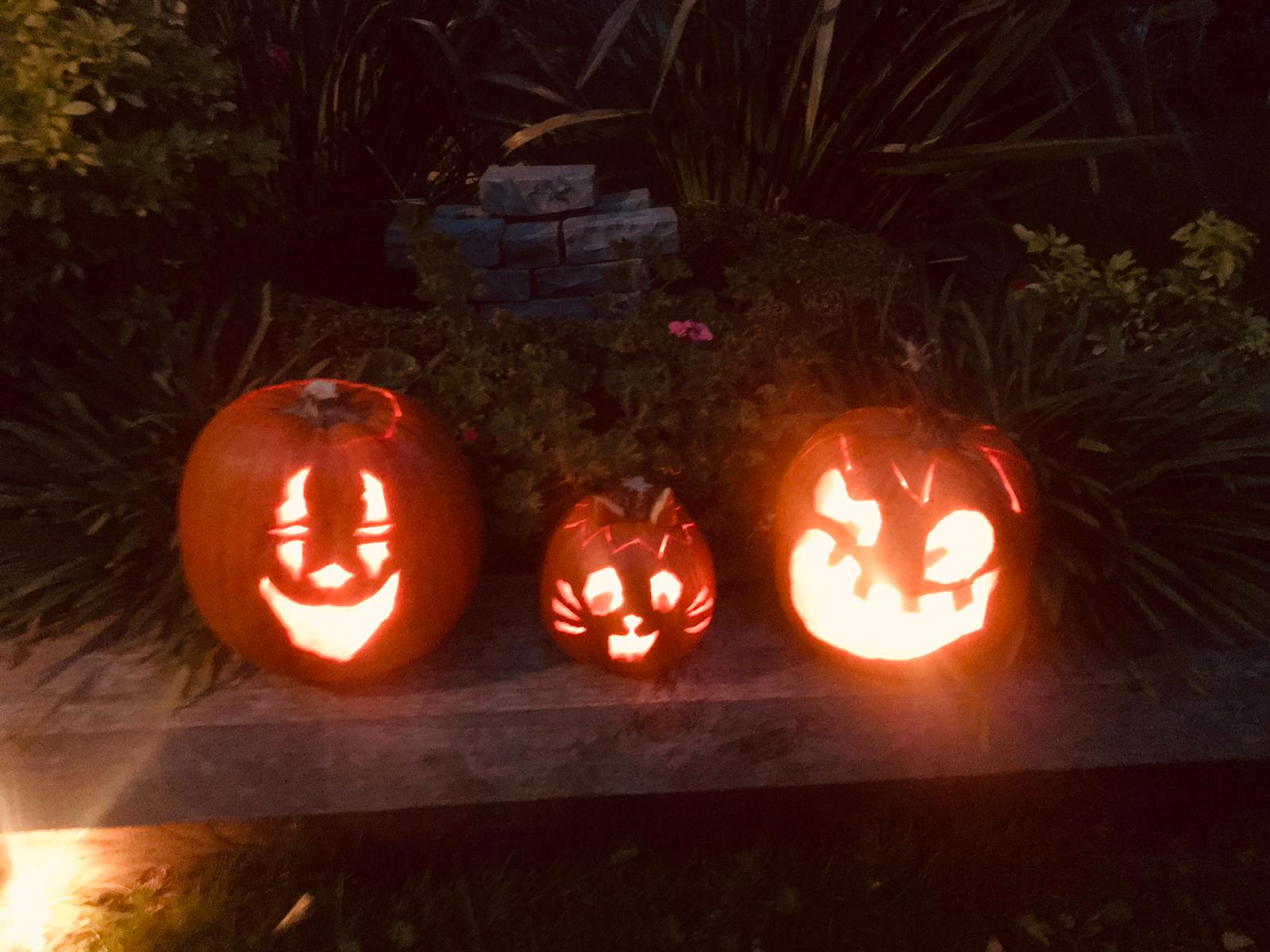 Halloween Fun – October 2020