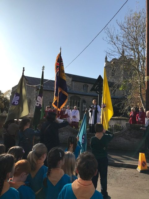 Remembrance Day Service & Parade 2019