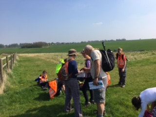 Lightweight Hike & Camp – Wormingford April 2017